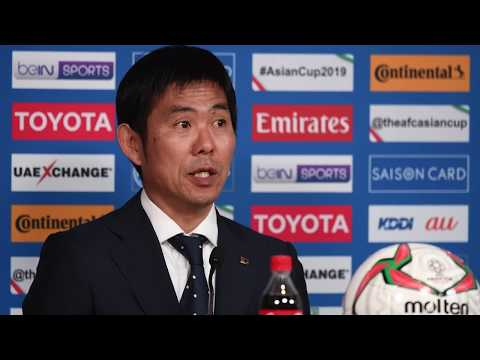 Japan v Turkmenistan post-match press conference