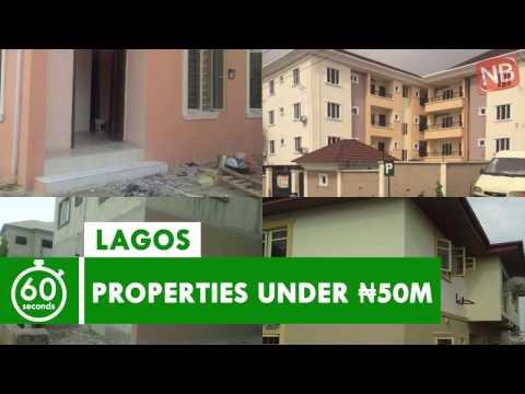 Properties Nigeria: For Sale Under 50M Naira In Lagos
