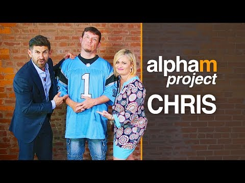 Alpha M Project Chris & His WIFE!  | A Men's Makeover Show S4E4
