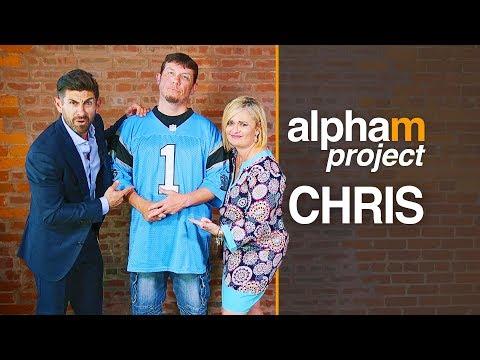 Alpha M Project Chris & His WIFE!  | A Men's Makeover Show S4E4