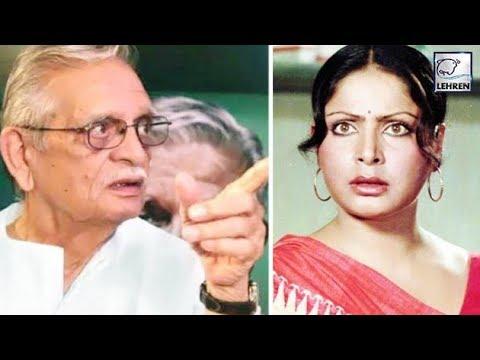Why Gulzar Never ALLOWED Rakhee To Do Films