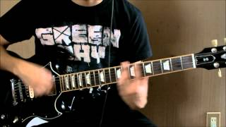 Green Day Longview Guitar Cover How to Play TAB