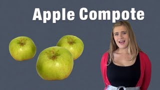 How To Make Traditional Apple Compote (family Recipe)