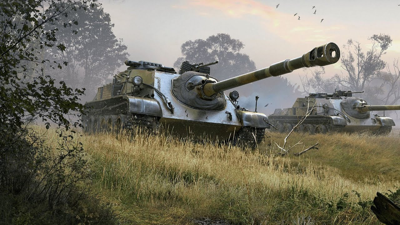 World Of Tanks Blitz Gameplay PC HD 1080p60FPS