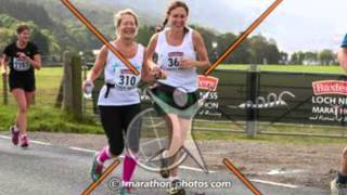Clanfield Joggers Loch Ness Marathon Tour 28th September 2014