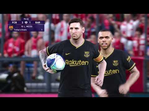 eFootball PES 2021 LITE_20210212163950    FC  Barcelona VS FC Bayern Munich |