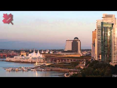 Skyline:  Beautiful British Columbia Canada Moment!