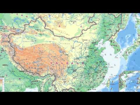 Geography of Asia-Global II