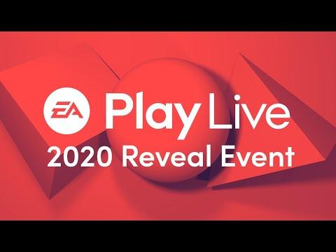 EA Play Live 2020 Livestream