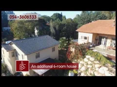 Houses for sale in israel luxury estate prime location near Tel Aviv