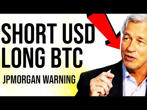 JPMorgan: US DOLLAR COLLAPSING 😳 BUY BITCOIN!!!!