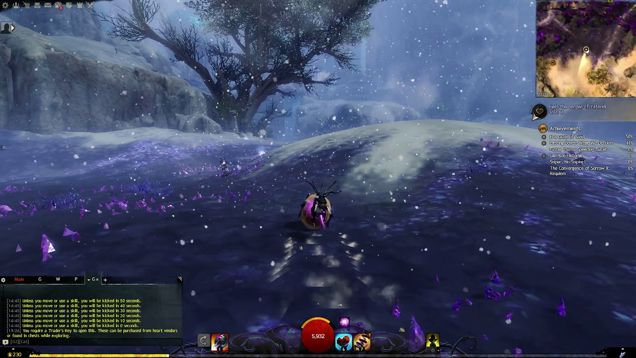 Guild Wars 2 (The Convergence of Sorrow II Requiem collection) - 01 Story  of a Djinn