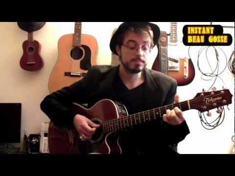 Guaranteed (Eddie Vedder) - Cours de guitare