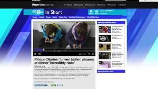 BBC Radio 5 Live, Mobile Phone Etiquette Thumbnail