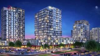 Bahçeşehir'de yeni bir kent inşa ediliyor