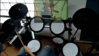 alborosie kingston town drum cover