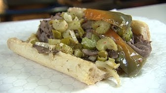 Chicago's Best Italian Beef: Mr. Beef on Orleans