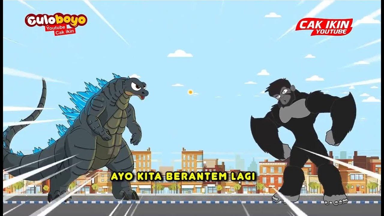 Download GODZILLA VS KONG SNIDER CUT Sub Indo Full Movie HDRip