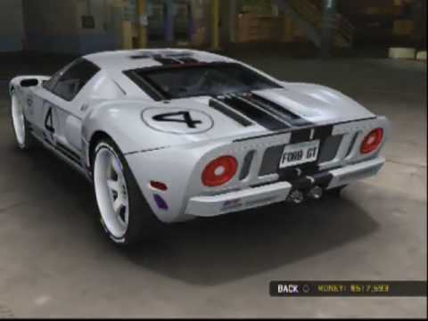For Sale Ford Gt Lm Race Car Spec Ii