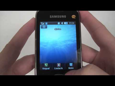 Samsung C3310 Champ Deluxe unboxing and hands-on