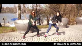 Sia feat. Sean Paul - CHEAP THRILLS - by ALINA DUMA(Zumba Ⓡ Fitness Choreo)