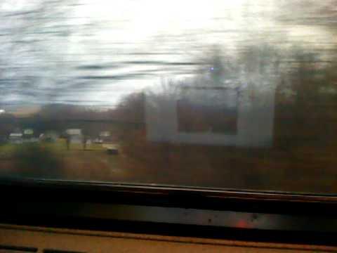 Pennsylvania Amtrak .avi