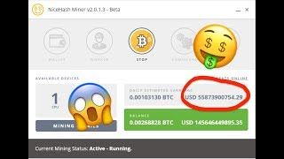 The Most Profitable Way to Mine in Nicehash Miner