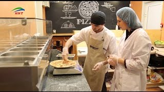 Маргаритта от повара пиццерии Hochezza