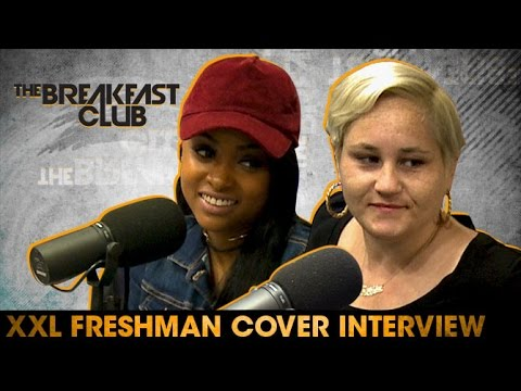 XXL Magazine Freshman Cover Interview With The Breakfast Club (6-13-16)