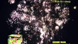 HOME RUN - Winda Fireworks - P5134