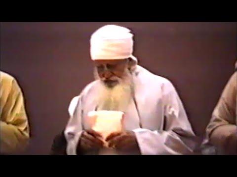 Sant Baba Mihan Singh Ji Nanaksar Wale | 02 12 1988 | Coventry, UK