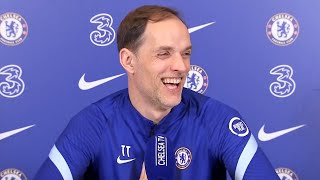 Thomas Tuchel - Chelsea v Man Utd - Pre-Match Press Conference