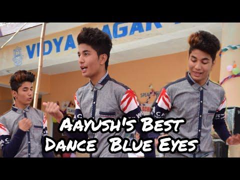 Aayush's Best Dance - Blue Eyes