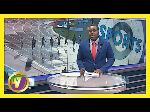 Diamond League Win for Jamaican Ricketts at Gateshead | TVJ Sports