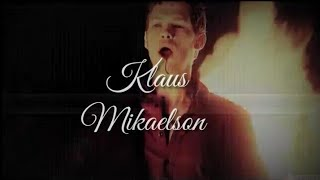 Klaus Mikaelson Monster Clipe