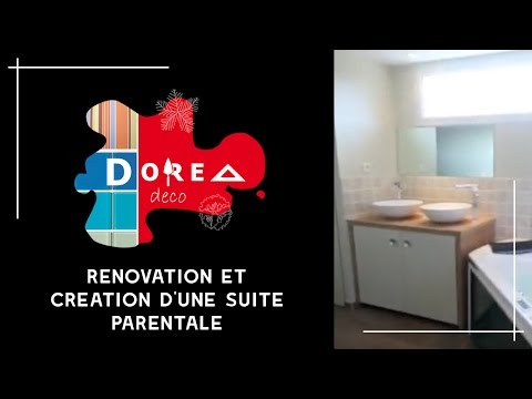 agrandissement et cr ation d 39 une suite parentale architecture d 39 int rieur par dorea d co youtube. Black Bedroom Furniture Sets. Home Design Ideas