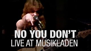 """Sweet - """"No You Don't"""", Musikladen 11.11.1974 (OFFICIAL)"""