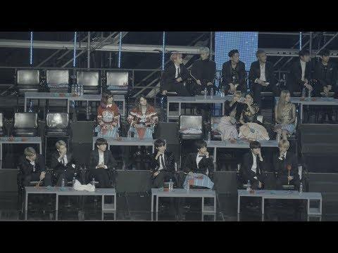[Reaction To MINO(송민호)암+아낙네(Fiance)]방탄소년단(BTS),아이콘,BLACKPINK (블랙핑크)@190105 골든디스크 [4k Fancam/직캠