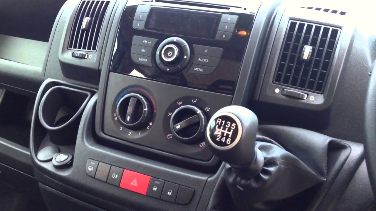 2014 Peugeot Boxer Van 330 L1 H1 Diesel 2 2 Hdi 110 Van
