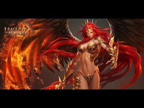 Exceptionnel League Of Angels 2 - Présentation - YouTube VC19