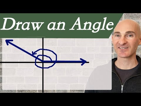 draw-an-angle-in-standard-position-(radians-&-degrees)