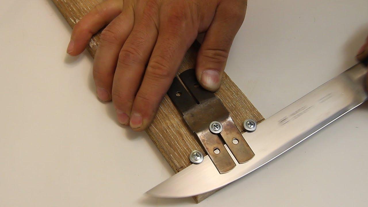 Точилка для ножей своими руками  ПОЧТИ БЕСЛАТНО!!!