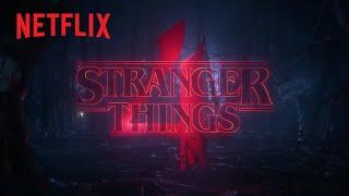 Stranger Things 4 | Anúncio oficial
