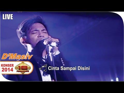 D'Masiv - Cinta Sampai Disini [ Live Konser ] @Purwakarta 2014