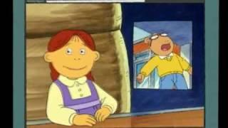 Arthur's Dean Howard Scream parody