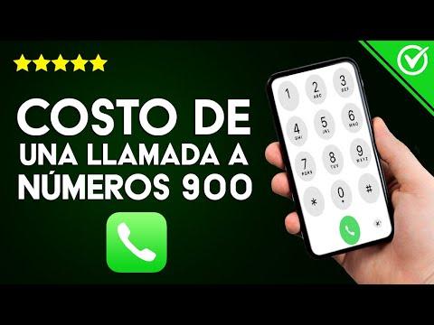 ¿Es Gratis Llamar a un Teléfono con Numeración 900 Desde Cualquier Operador? ¿Cuánto Cuesta?