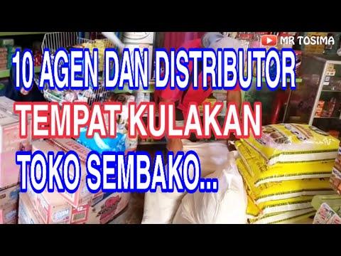 10 Distributor dan Agen Sembako tempat kulakan Toko Sembako