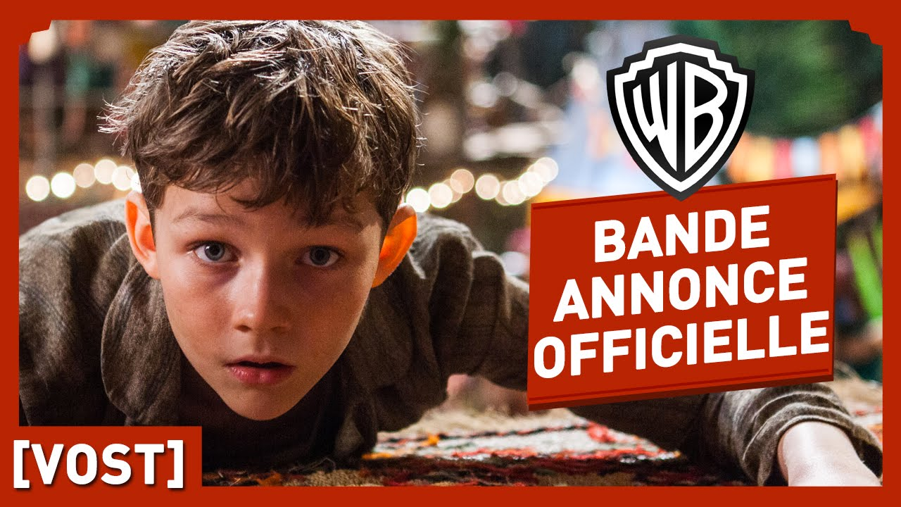 PAN - Bande Annonce Officielle 2 (VOST) - Levi Miller / Hugh Jackman / Garrett Hedlund / Joe Wright