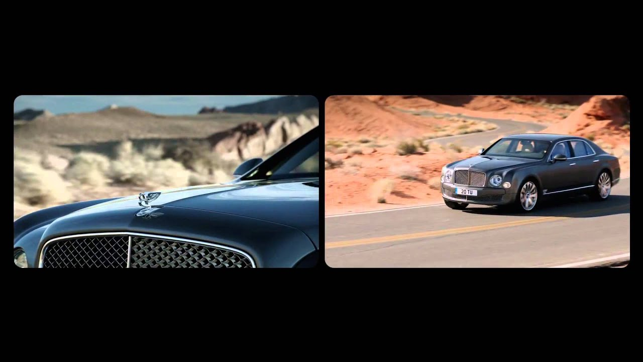 Bentley Mulsanne 2013 In Detail Commercial Carjam TV HD Car Show
