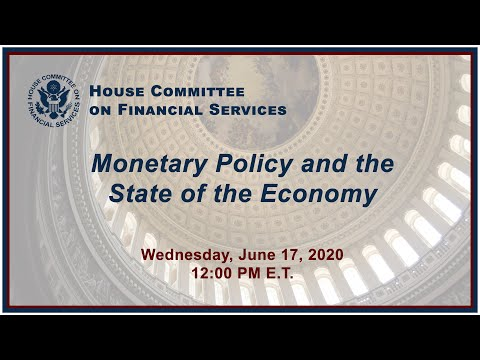 virtual-hearing---monetary-policy-and-the-state-of-the-economy-(eventid=110801)